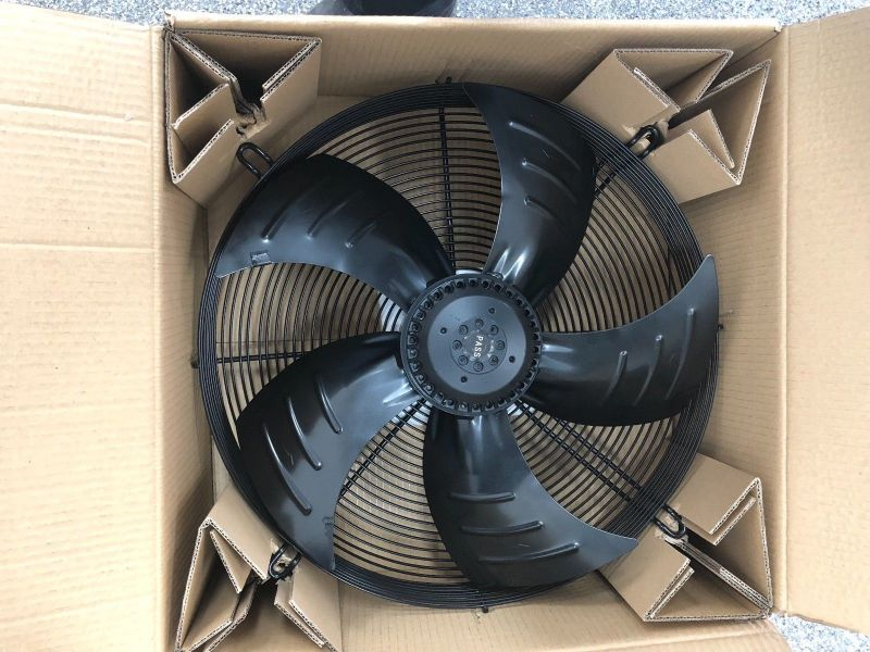 REPLACEMENT ACTRON AIR CONDITIONER CONDENSER FAN MOTOR MAER 500mm  SRA25C-0600